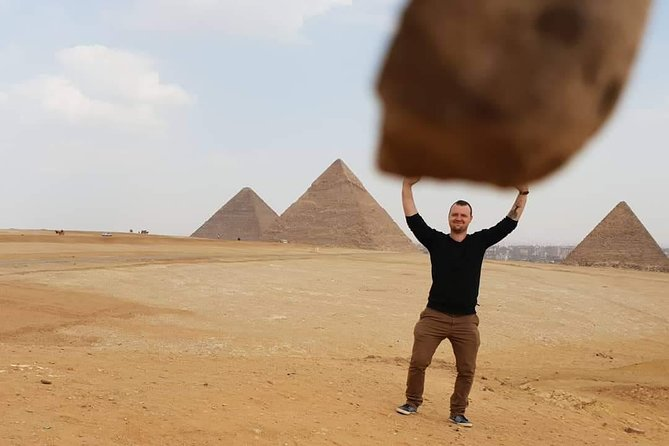 Private Day tour with Guide to Giza Pyramids, Saqqara and Memphis from Cairo