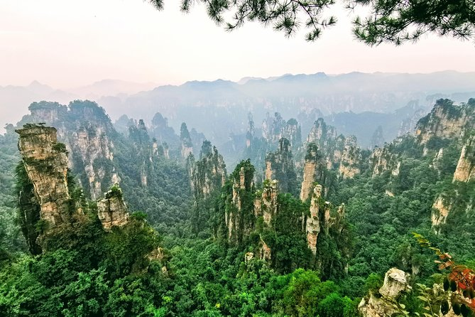 Private Day Tour to Zhangjiajie National Park & World's Longest Glass Bridge