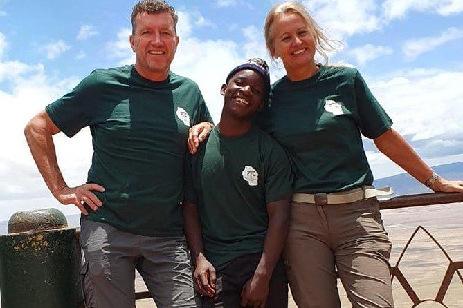 Udzungwa mountains National park and Mikumi National park (5 days)