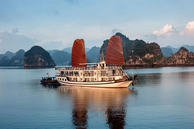 Halong Bay 2 Days 1 Night With Apricot Premium Cruise