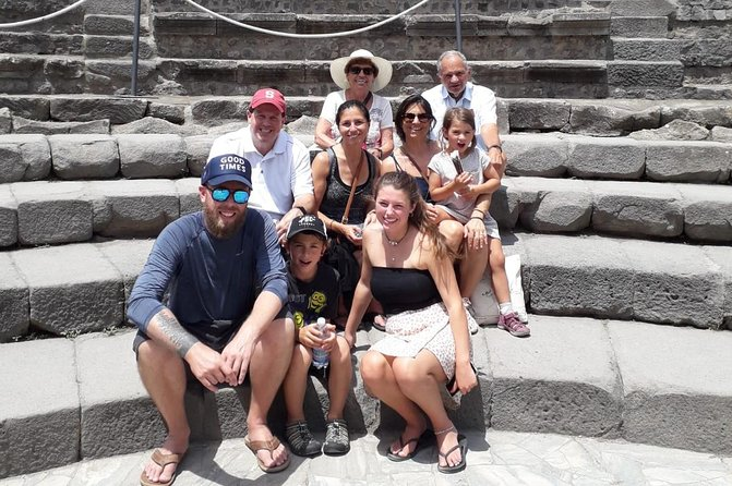 Kid-Friendly Shore Excursion from Naples Port to Pompeii and Vesuvius photo 6