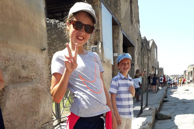 Kid-Friendly Shore Excursion from Naples Port to Pompeii and Vesuvius photo 4