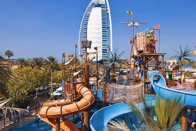 Skip the Line: Wild Wadi + Under Water Zoo Ticket