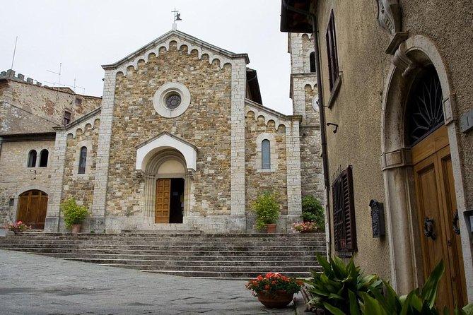 Private Transfer: Rome City to Castellina in Chianti and vice versa