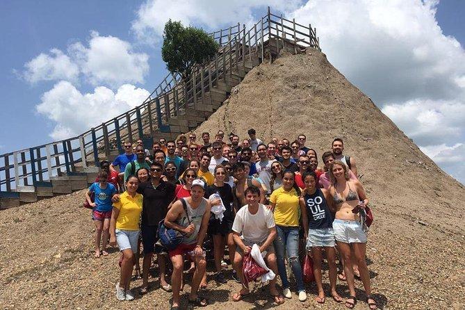 Volcano of totumo