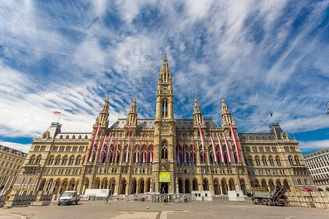 Vienna - UNESCO Full Day Trip from Prague with English Guide