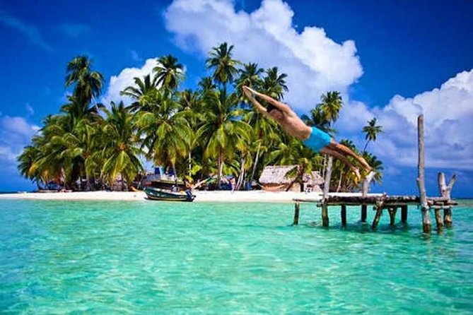 Full Day Island Hopping in 4 Amazing Spots in San Blas - Money Heist!