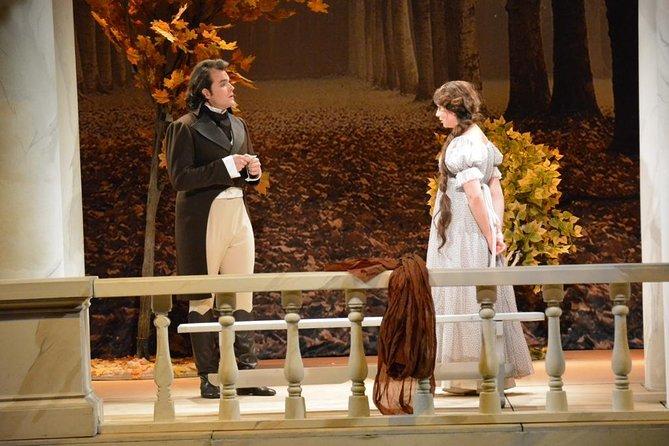 The Eugene Onegin opera In Mariinsky theater