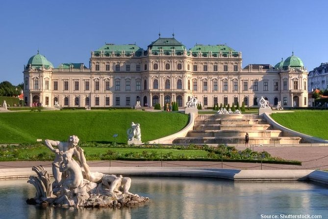 Vienna Full Day Trip from Prague with Guide
