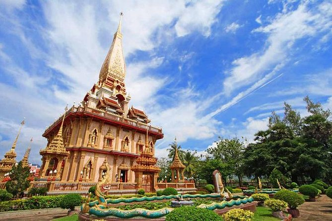 PHUKET: Private Tour Explore Phuket City Tour & Sightseeing Half Day (Pro-1)