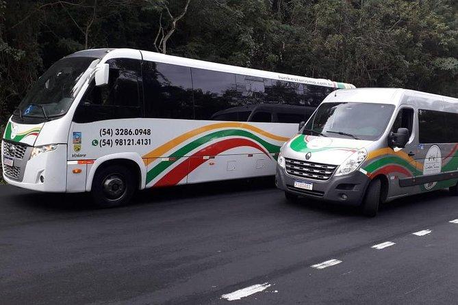 Translado Ida e Volta Aeroporto Porto Alegre e Gramado/Canela