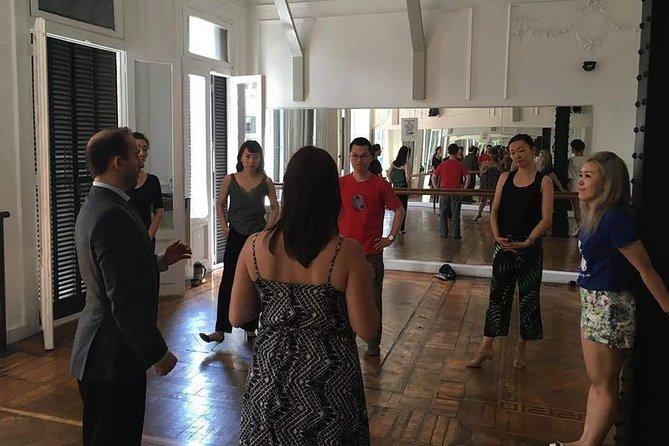 Tango Classes + Mattes (Private)