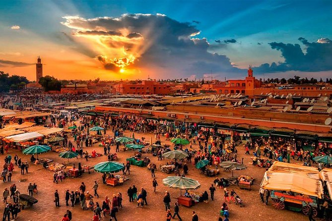Marrakesh city tour full-day
