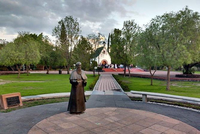 Explore an Archaeological Site and the Sanctuary of Schoenstatt