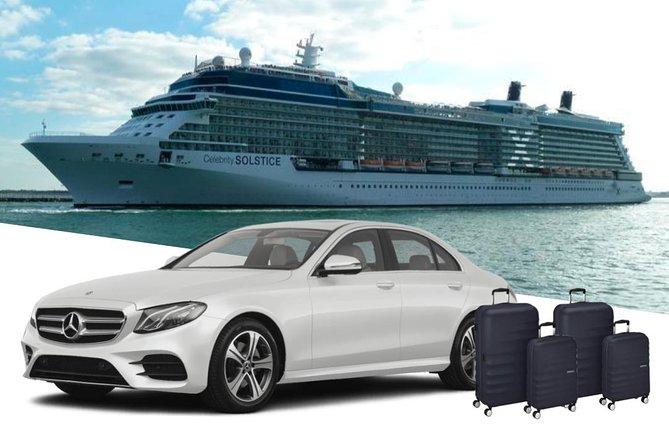 Southampton Cruise Terminals To London Private Sedan Arrival Transfer