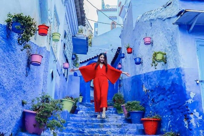Excursion To Chefchaouen From Fez -Small Group