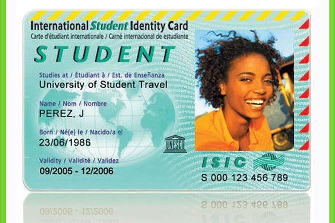 Isaac students & teachers card Available Renew or new in Cairo or Luxor