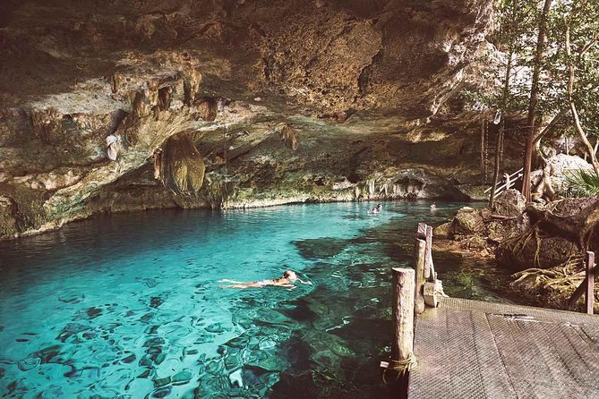 Go to Tulum in Our Complete Tour That Includes Coba, Cenote & Playa del Carmen