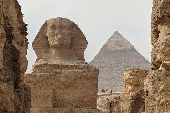 Private Tour To Pyramids,Sphinx,Sakkara,Memphis & Nile Dinner Cruise