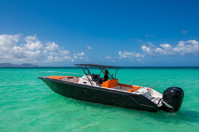 Private Full-Day Cruise of St. Martin and Anguilla