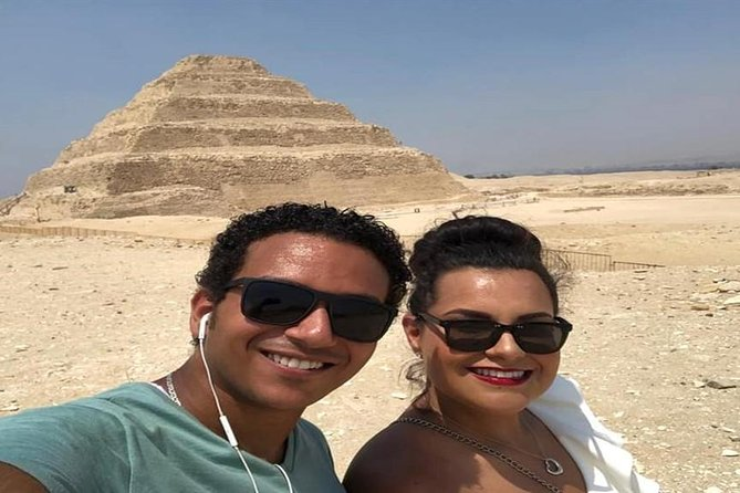 Best Private Tour: To Giza Pyramids with Camel Ride
