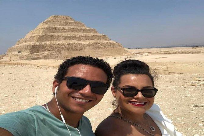 Best Tour Giza Pyramids Sphinx Memphis and Saqqara