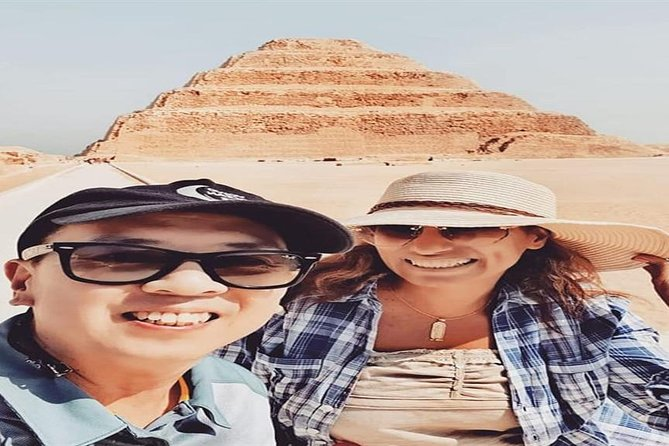 Private Tour To Giza Pyramids and Camel Ride