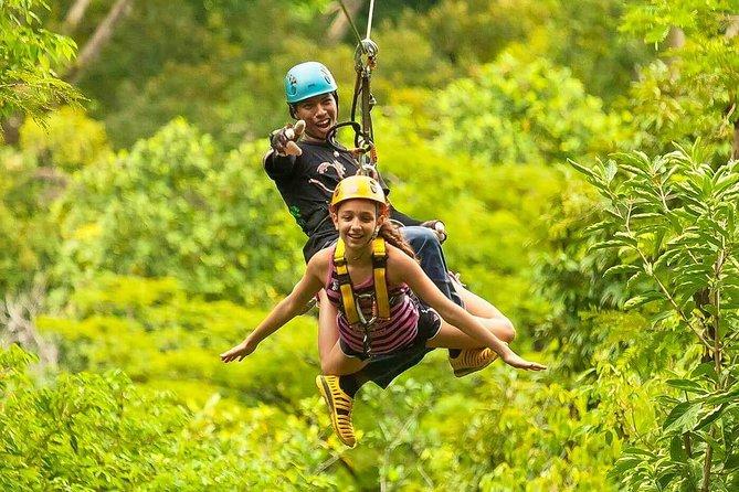 Experience: Flying Zipline - Phuket !!!