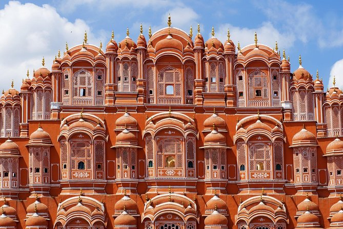 3-Day Golden Triangle Tour Delhi to Agra and Jaipur by Car