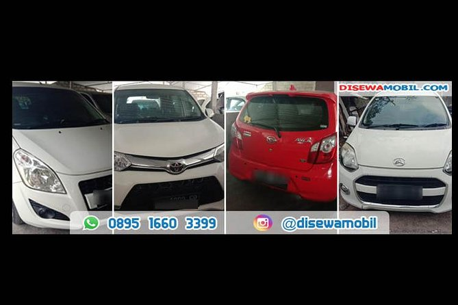 Car Rental in Agya Matic Bali