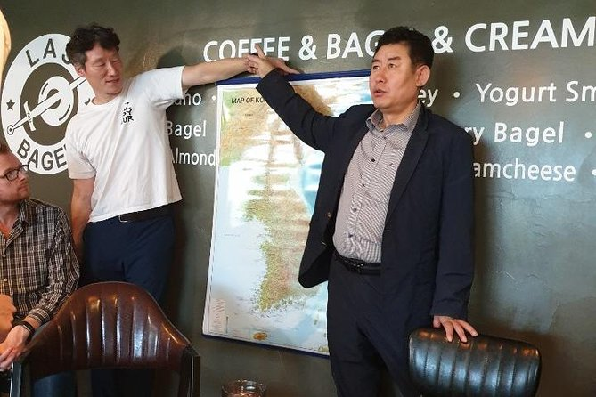 4.Private Tour: Talk show with N.K. Defector and Short Hiking