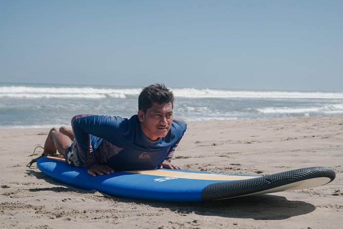 Surfing Lesson in Kuta with Tio Surf Bali