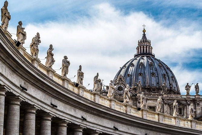 The Vatican Museums and the Sistine Chapel Private Tour with Papal Audience
