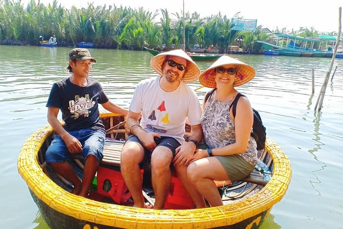 Hoi An Village Experience with 3 Villages (Escape From Noise of City ) & Lunch