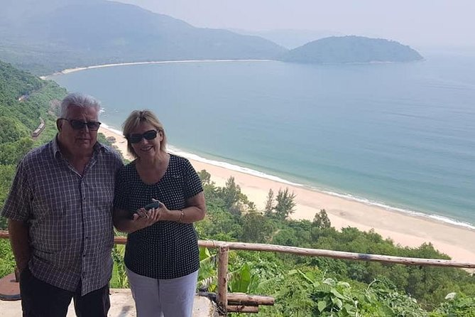 MARBLE MOUNTAIN, LADY BUDDHA STATUE & HAI VAN PASS, LAP AN LAGOON(Private Tour)