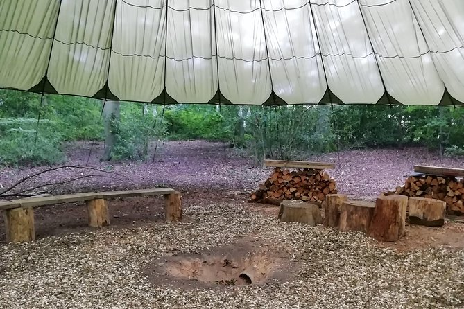 Bushcraft experiences in the Chilterns woods an hour from London