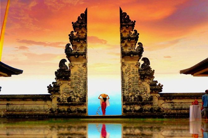 Bali Gates of Heaven Tour and Tirta Gangga Water Palace