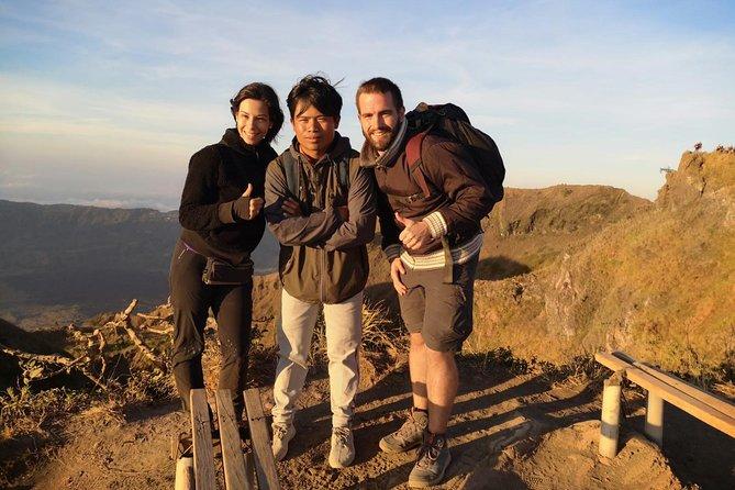 Batur hike and trekking
