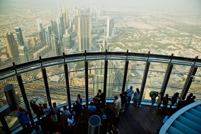 Burj Khalifa Top at 148th Floor