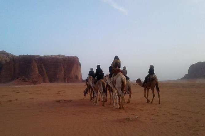 Mix Trip Jeep + Camel Tour + overnight in the camp photo 1