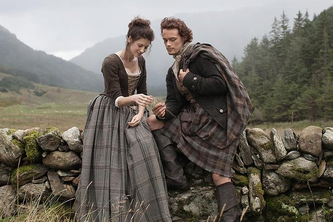 GHD Clan tour of OUTLANDER series