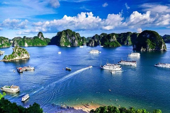 Ha Long Bay 1 Day Trip - 6 Hours On Cruise (New Highway) photo 1