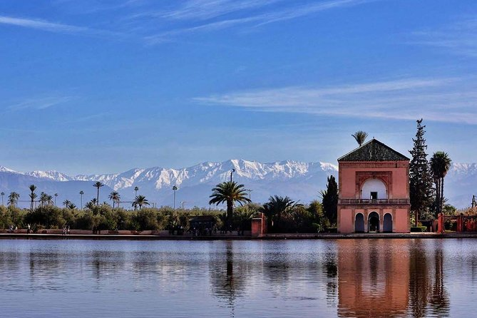 Private day trip to Marrakech