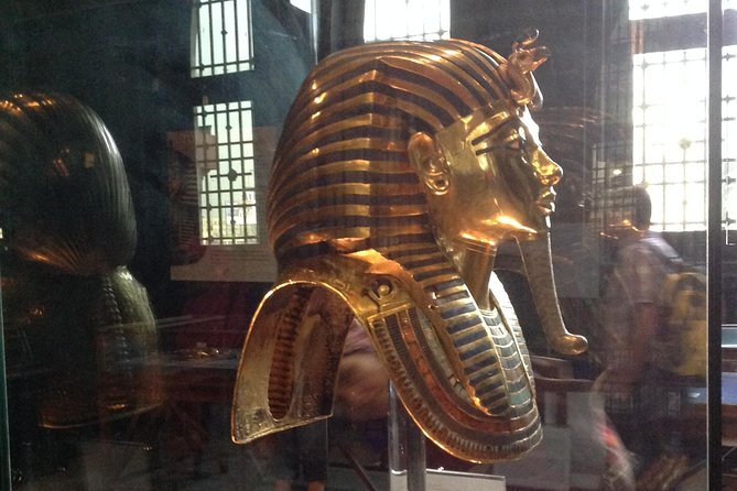 Sightseeing Day Tour to Pyramids, Egyptian Museum and Bazaar from Giza or Cairo photo 31