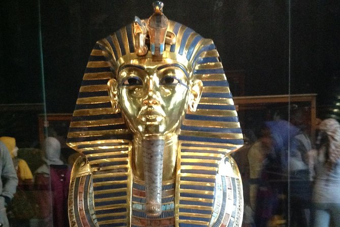 Sightseeing Day Tour to Pyramids, Egyptian Museum and Bazaar from Giza or Cairo photo 21