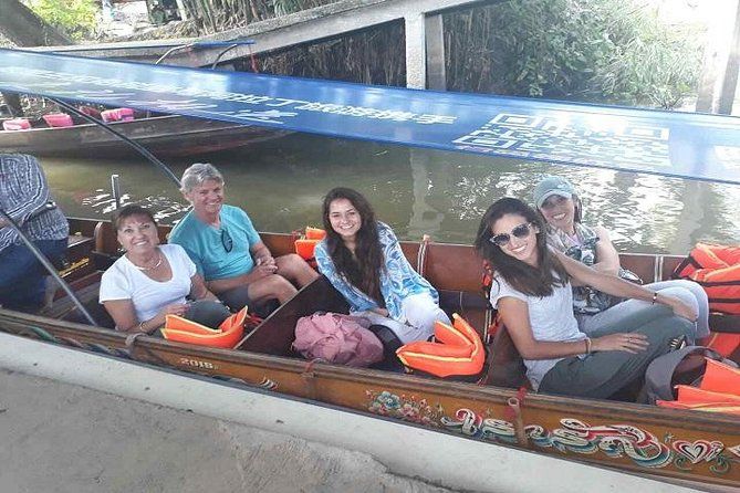 Private Tour: Floating Market Tour from Bangkok
