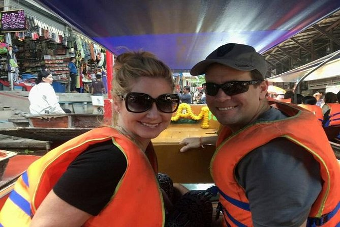 Floating Market Tour from Bangkok Private