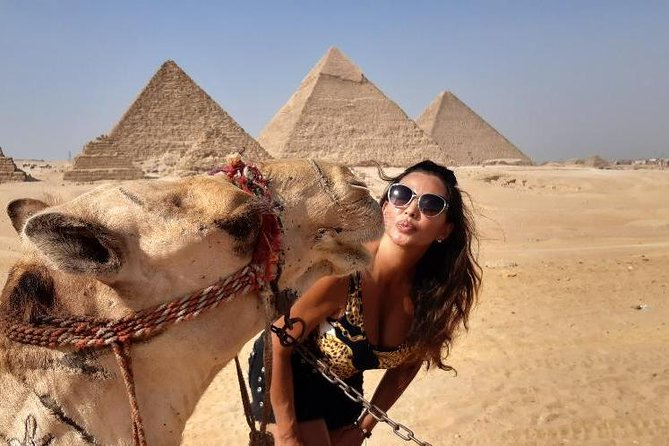 Private Day Tour To Pyramids,camel Ride,egyptian Museum,felucca-lunch Included