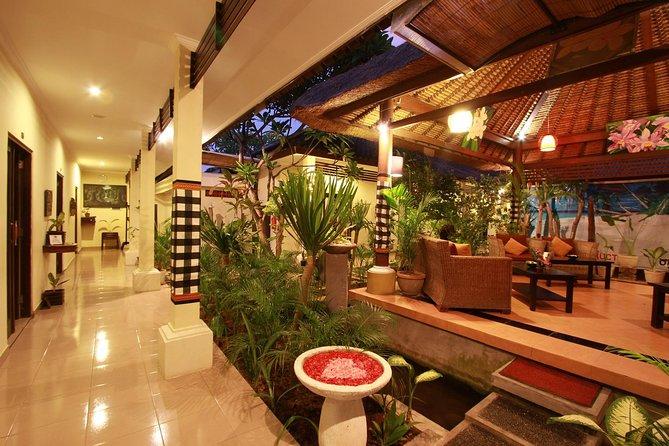 Kuta Bali Massage 90 Minutes with Transfer