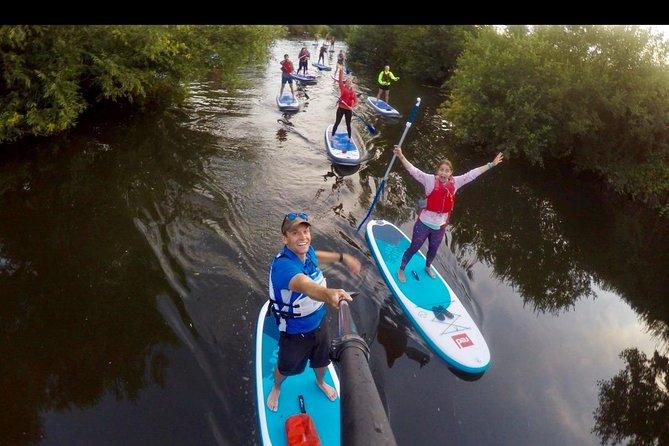 Bristol Paddleboarding Tour